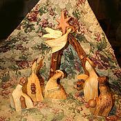 Для дома и интерьера ручной работы. Ярмарка Мастеров - ручная работа Вертеп. Handmade.