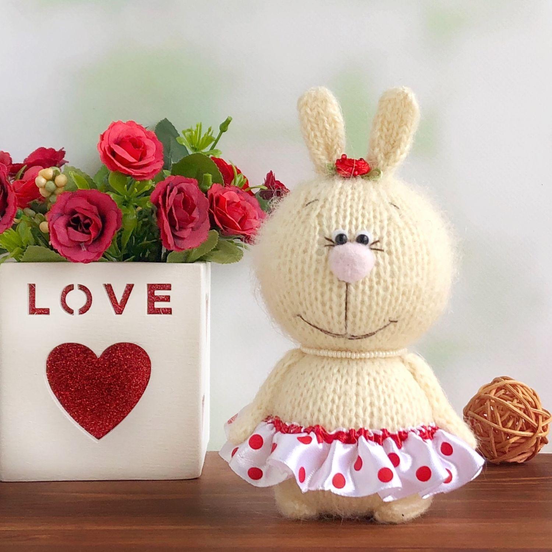 Bunny Valentine, Stuffed Toys, Moscow,  Фото №1