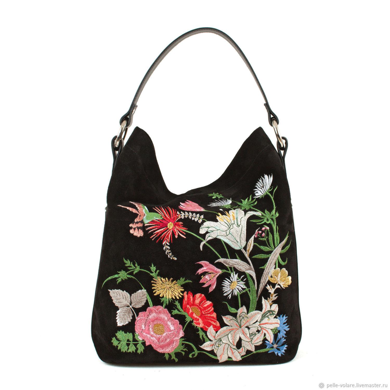 Bag bag ' Flower', Sacks, St. Petersburg,  Фото №1