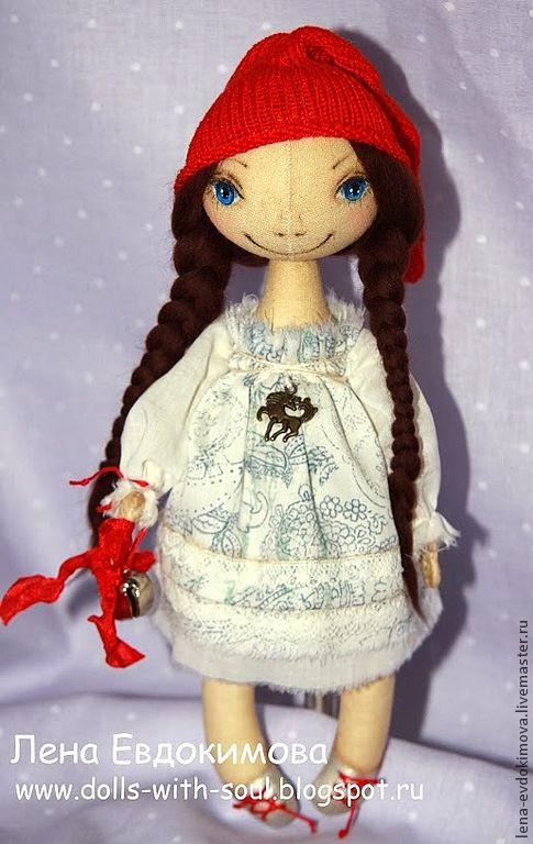 Гномочка с бубенцом, Куклы, Москва, Фото №1