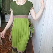 Одежда ручной работы. Ярмарка Мастеров - ручная работа платье на каждый день. Handmade.