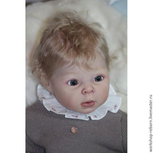 Куклы и игрушки ручной работы. Ярмарка Мастеров - ручная работа. Купить Молд Eva  Adrie Stoete. Handmade. Кремовый