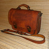 Сумки и аксессуары handmade. Livemaster - original item Briefcase-Pack