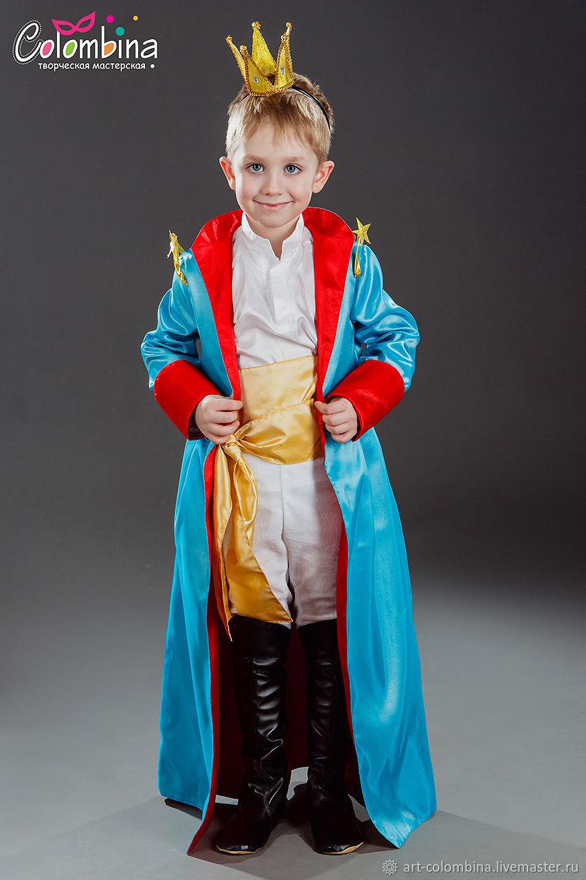 Костюм Маленького  принца 365, Костюмы, Донецк,  Фото №1