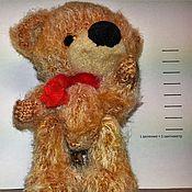 Куклы и игрушки ручной работы. Ярмарка Мастеров - ручная работа медвежонок вязанный. Handmade.
