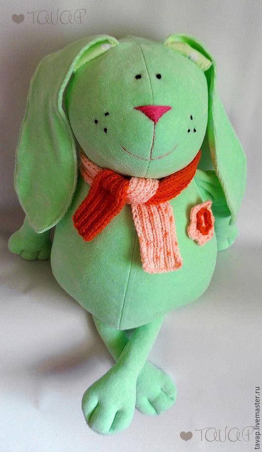 Mint Bunny, Stuffed Toys, Krasnoyarsk,  Фото №1
