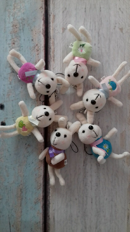Игрушка кролик для куклы, Куклы и игрушки, Москва, Фото №1