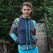 Одежда handmade. Livemaster - original item sports jacket. Handmade.