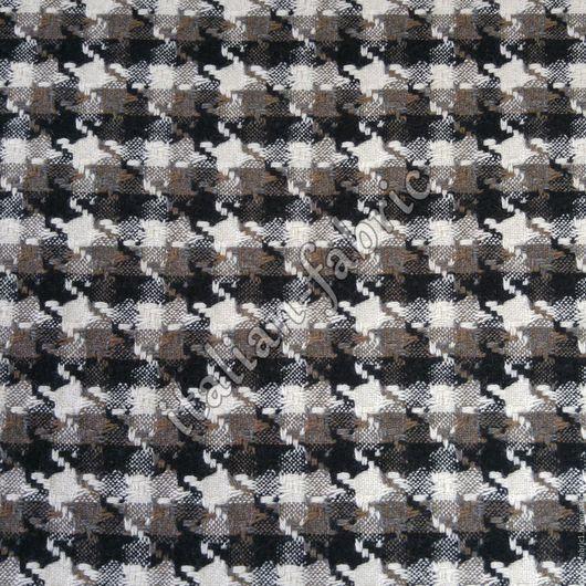 Шитье ручной работы. Ярмарка Мастеров - ручная работа. Купить Ткань пальтовая, арт. 00608. Handmade. Шерсть, комбинированный, шерсть