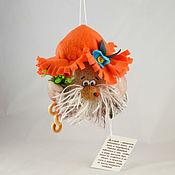 Куклы и игрушки ручной работы. Ярмарка Мастеров - ручная работа Домовенок в ассортименте). Handmade.