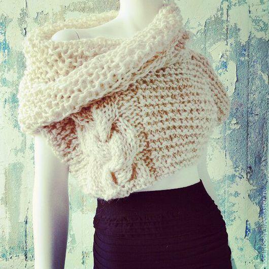 Кофты и свитера ручной работы. Ярмарка Мастеров - ручная работа. Купить Weel, пуловер из пряжи ручного прядения. Handmade. Пуловер
