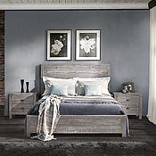 Для дома и интерьера ручной работы. Ярмарка Мастеров - ручная работа Коллекция №7 кровать из массива дуба или ясеня. Handmade.