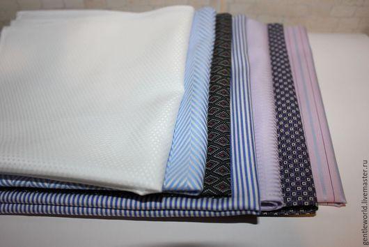первый, второй и пятый платок выполнены из особо дорогой и стильной ткани- жаккард.