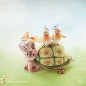 Куклы и игрушки ручной работы. Ярмарка Мастеров - ручная работа солнечное настроение:). Handmade.