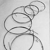 Материалы для творчества handmade. Livemaster - original item A set of spring wire. Handmade.