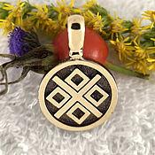 Русский стиль handmade. Livemaster - original item Makosh,Slavic amulets amulets. Handmade.