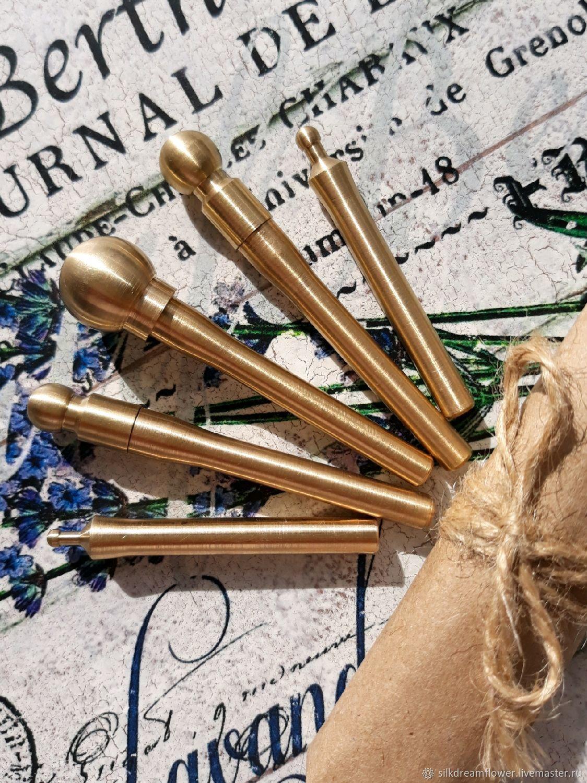Набор для скрапбукинга и цветоделия,5 круглых булек: 2,4,8,10,15мм, Инструменты для украшений, Ижевск,  Фото №1