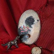 Для домашних животных, ручной работы. Ярмарка Мастеров - ручная работа Вешалка «Ландсир». Handmade.