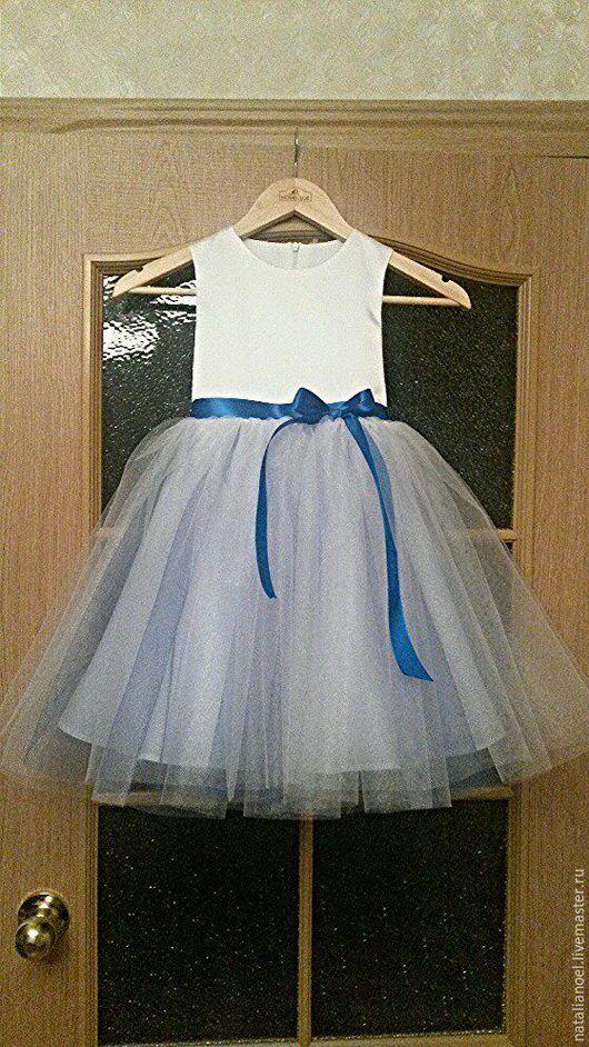 Одежда для девочек, ручной работы. Ярмарка Мастеров - ручная работа. Купить Нарядное платье. Handmade. Платье нарядное, пышное платье