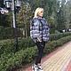Верхняя одежда ручной работы. Куртка из финской чернобурки. Елена LORENZO одежда из меха и кожи. Ярмарка Мастеров. Шуба из лисы