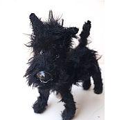 Куклы и игрушки ручной работы. Ярмарка Мастеров - ручная работа Собака Пит. Handmade.