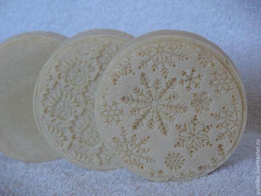 """Мыло ручной работы. Ярмарка Мастеров - ручная работа. Купить Натуральное мыло """"Молочное"""". Handmade. Белый, молочное мыло"""