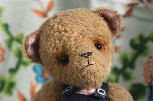 Мишки Тедди ручной работы. Ярмарка Мастеров - ручная работа. Купить Грампик. Handmade. Золотой, мишка ручной работы