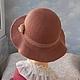 """Шляпы ручной работы. шляпка """"Бохо"""". ZIMa    (Ирина)          FeltHouse. Интернет-магазин Ярмарка Мастеров. Валяные шляпки, бохо-стиль"""