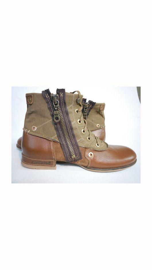 """Обувь ручной работы. Ярмарка Мастеров - ручная работа. Купить Мужские ботинки""""альпы"""". Handmade. Мужские ботинки"""