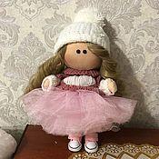 Тыквоголовка ручной работы. Ярмарка Мастеров - ручная работа Тыквоголовка: интерьерная кукла, авторская кукла. Handmade.