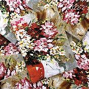 Открытки ручной работы. Ярмарка Мастеров - ручная работа Открытка Букет с хризантемами. Handmade.