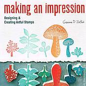 Материалы для творчества ручной работы. Ярмарка Мастеров - ручная работа Книга Making an impression. Designi Patterns of Fashion 4. Handmade.
