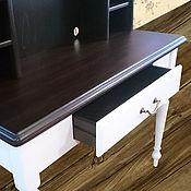 Для дома и интерьера ручной работы. Ярмарка Мастеров - ручная работа Высокий секретер Секретер из дерева Мебель для кабинета. Handmade.