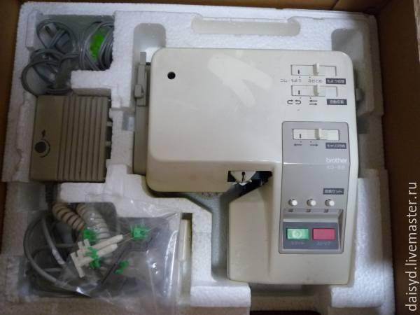 Brother KG-88 А,робот каретка , новая., Япония, Инструменты для вязания, Хабаровск,  Фото №1
