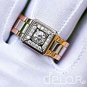 Украшения handmade. Livemaster - original item Signet ring.Exclusive rings. Handmade.