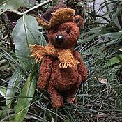 Куклы и игрушки ручной работы. Ярмарка Мастеров - ручная работа Тедди мишка Мишка. Handmade.
