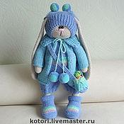 Куклы и игрушки ручной работы. Ярмарка Мастеров - ручная работа Эйс в голубом. Handmade.