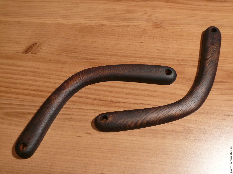 Деревянные ручки для сумок