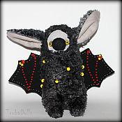 Куклы и игрушки ручной работы. Ярмарка Мастеров - ручная работа Кроликоид Милое Чудище. Handmade.