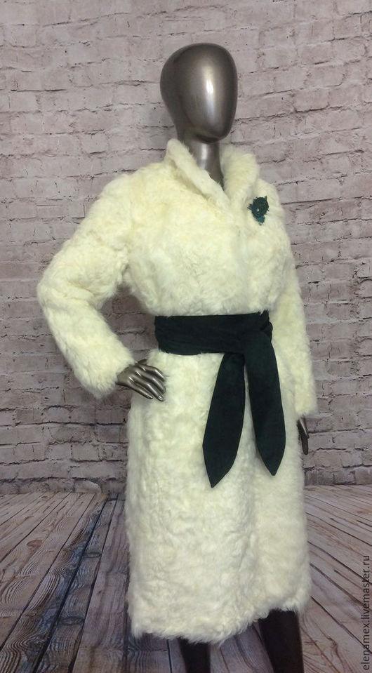 Верхняя одежда ручной работы. Ярмарка Мастеров - ручная работа. Купить Шубка из козы. Handmade. Купить шубу, зимняя одежда