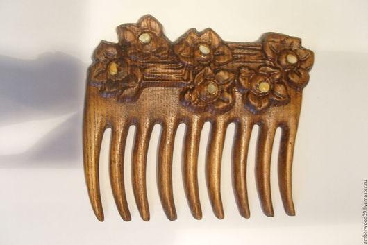 Гребни, расчески ручной работы. Ярмарка Мастеров - ручная работа. Купить Гребень деревянный. Handmade. Коричневый, гребешок, оберег, сова