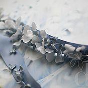 """Свадебный салон ручной работы. Ярмарка Мастеров - ручная работа Пояс для свадебного платья """"Serenity"""". Handmade."""