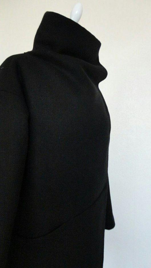 Верхняя одежда ручной работы. Ярмарка Мастеров - ручная работа. Купить Пальто зимнее. Пальто оверсайз.. Handmade. Зимнее пальто