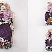 Куклы и пупсы ручной работы. Ярмарка Мастеров - ручная работа Авторская кукла Монстра Алиска. Handmade.