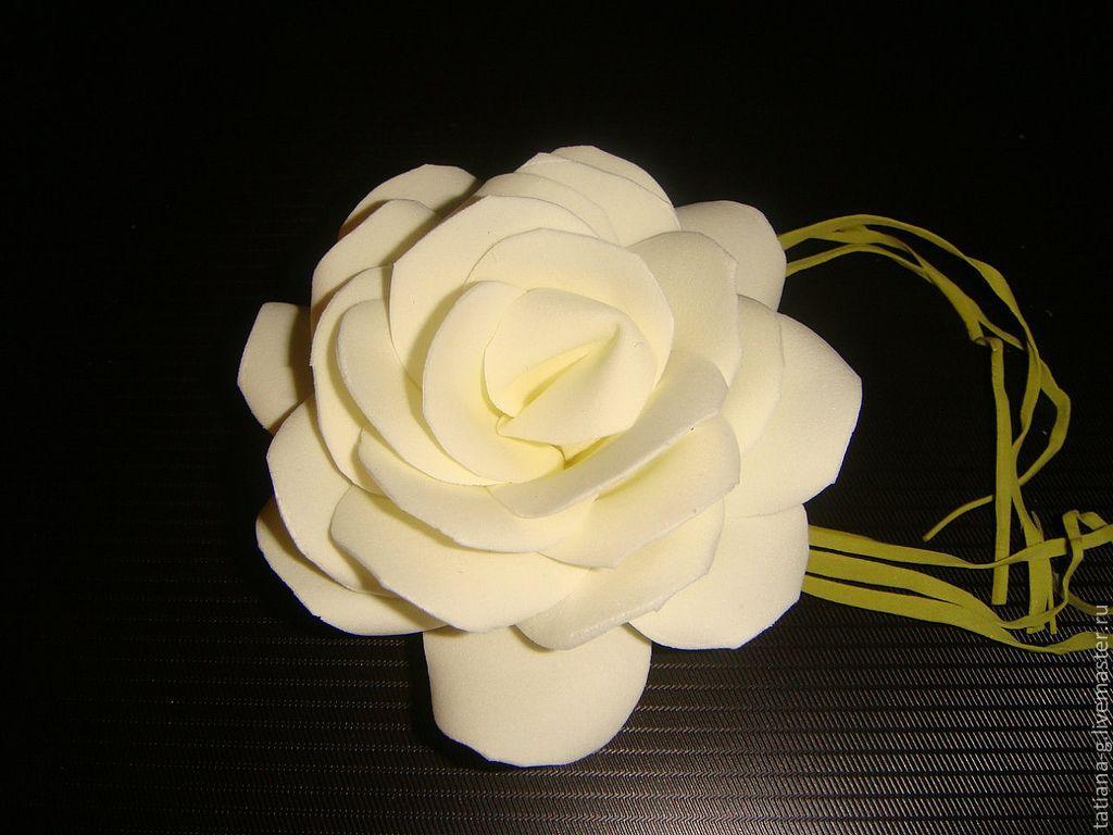 Ярмарка мастеров мастер класс цветы  #8