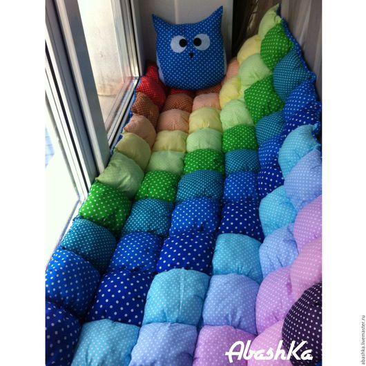 Пледы и одеяла ручной работы. Ярмарка Мастеров - ручная работа. Купить Воздушное одеяло. Handmade. Комбинированный, бомбон, для ребенка, подарок