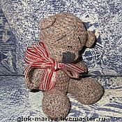 """Куклы и игрушки ручной работы. Ярмарка Мастеров - ручная работа Мишка """"Медведик Лева"""". Handmade."""