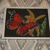 Картины и панно ручной работы. Ярмарка Мастеров - ручная работа Повелительница цветов. Handmade.