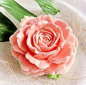 """Мыло ручной работы. Ярмарка Мастеров - ручная работа """"Королевская роза"""" сувенирное мыло. Handmade."""