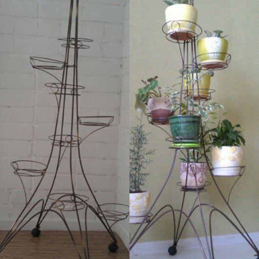 Подставки под цветы ручной работы. Ярмарка Мастеров - ручная работа. Купить подставка для цветов. Handmade. Цветы, подставка для цветов